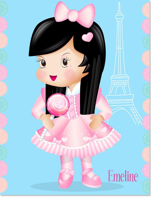 Cute Parisian Lolita Emeline image