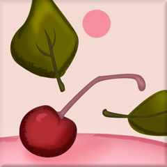 The cherry image
