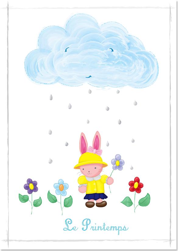 Le printemps image