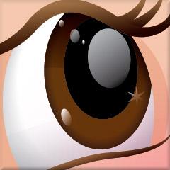 Her eye image
